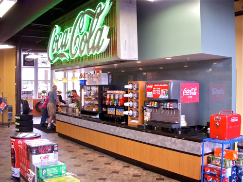 Eden Auto Sales >> Convenience Store Projects | AA Equipment Company